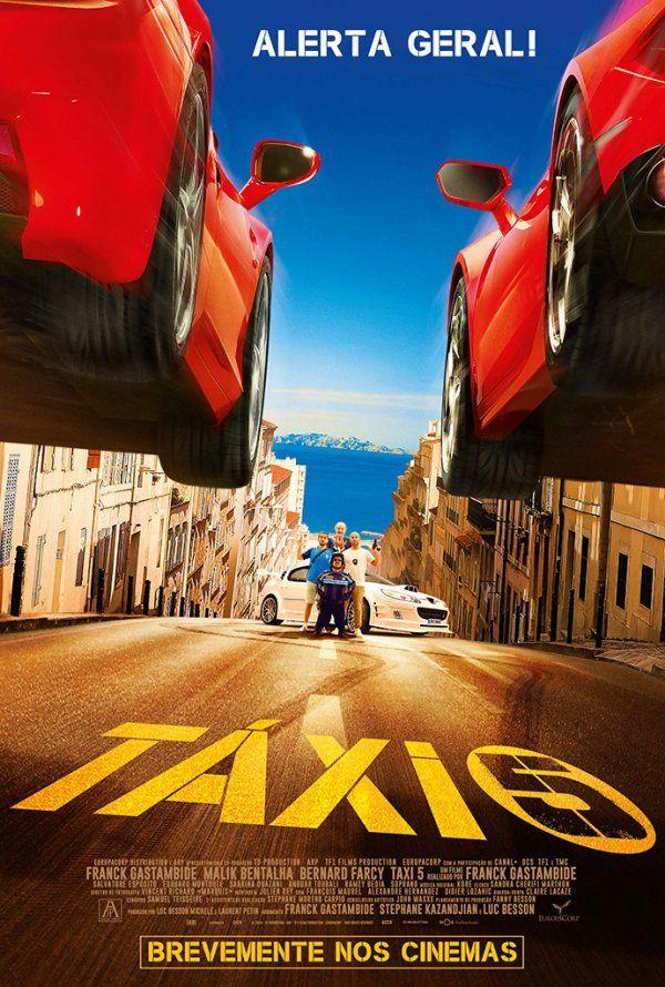 Táxi 5 Filme Completo Ver Online em Português Dublado em