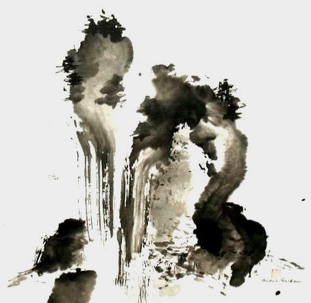 online image gallery of fine hand painted sumi e artworks sumi e