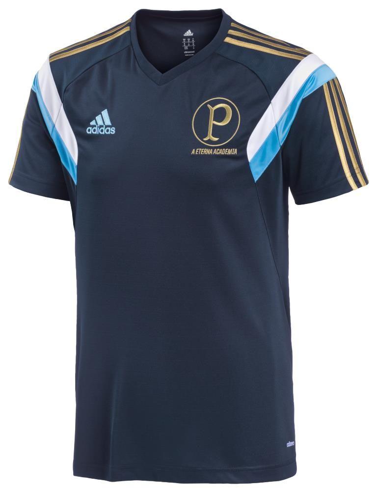 70667496032e2 Novas camisas de treino do Palmeiras