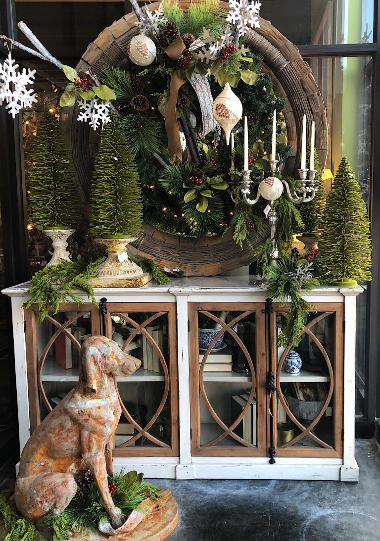 A Holiday Tribute to our Pets Christmas greenery