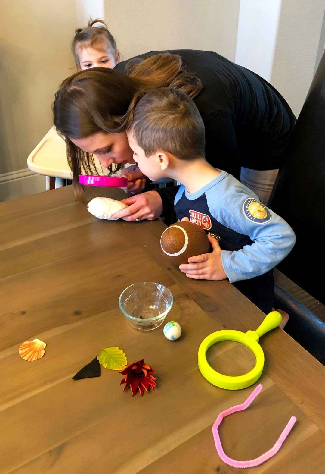 Exploring The Five Senses For Babies Toddlers And