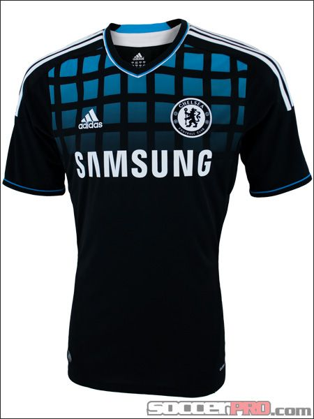 The adidas Chelsea Away Jersey for the 2011-12 season is futuristic and  slick... definitely one to pick up... 67.49 38784a965