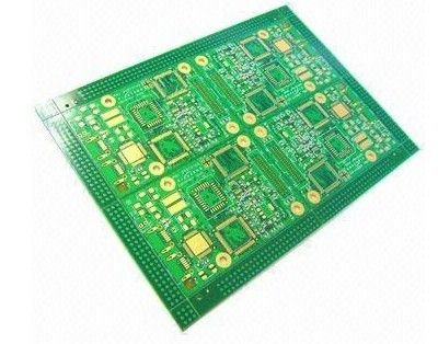 Rigid Pcb Is Usually Made Of Fiberglass Reinforce Epoxy And Widely Used In Many Industrial Field Printed Circuit Board Circuit Printed Circuit