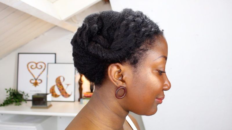 3 Protective Natural Hairstyles For Thin Fine Hair Thin Fine Hair Natural Hair Styles Thin Natural Hair