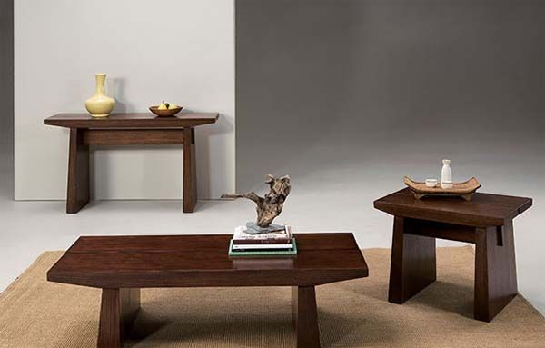 asian style living room furniture sets from Haiku Designs ...