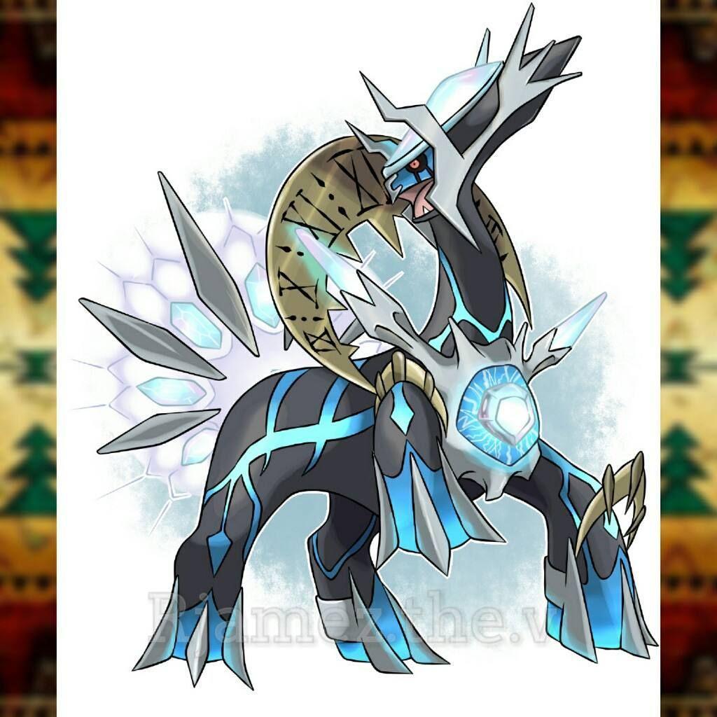 primal dialga type dragon steel by rjamez the v mega pokemon