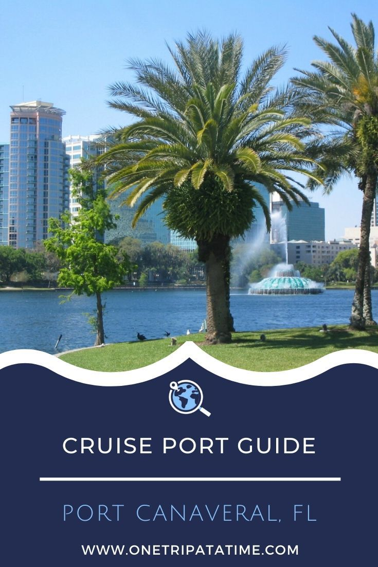 Everything you need to know when cruising from the port of Port Canaveral, FL. This cruise port guide includes terminal location, passenger and luggage drop off instructions, currency and other money matters, how to get around the city, weather forecasts, and events, dining, and shopping options near Port Canaveral's cruise terminal.  #cruise #cruises #cruisetravel #cruising #cruiseportguide #PortCanaveral #Florida #USA