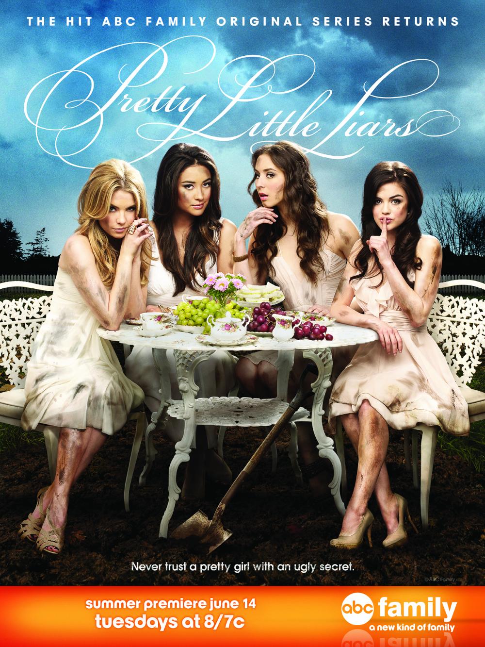 Season 2 Pretty Little Liars Seasons Watch Pretty Little Liars Pretty Little Liars