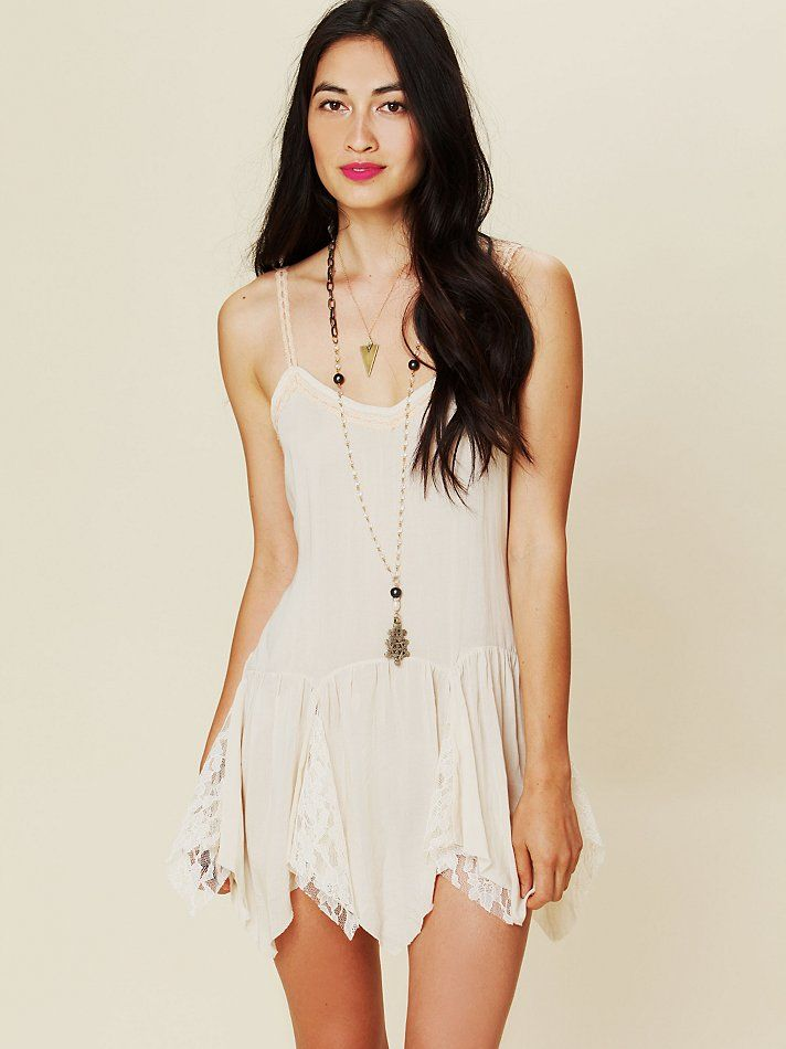 5a2f05365b4 Intimately Godet Slip at Free People Clothing Boutique