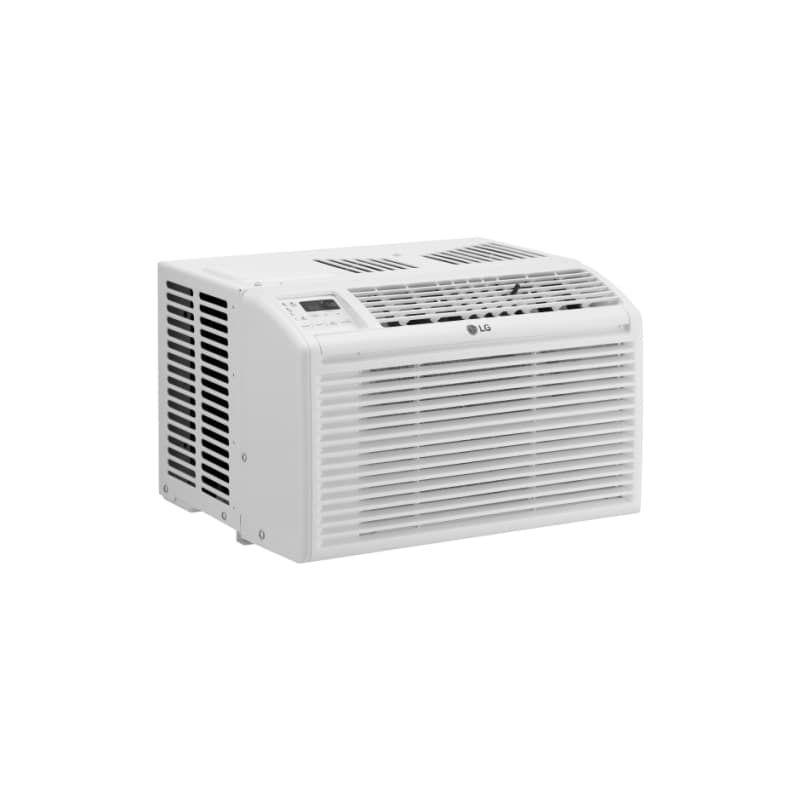 Lg Lw6017r 6000 Btu Window Air Conditioner With Remote White Air Conditioners Air Conditioner Cool Onl Window Air Conditioner Hvac Air Central Air Conditioning