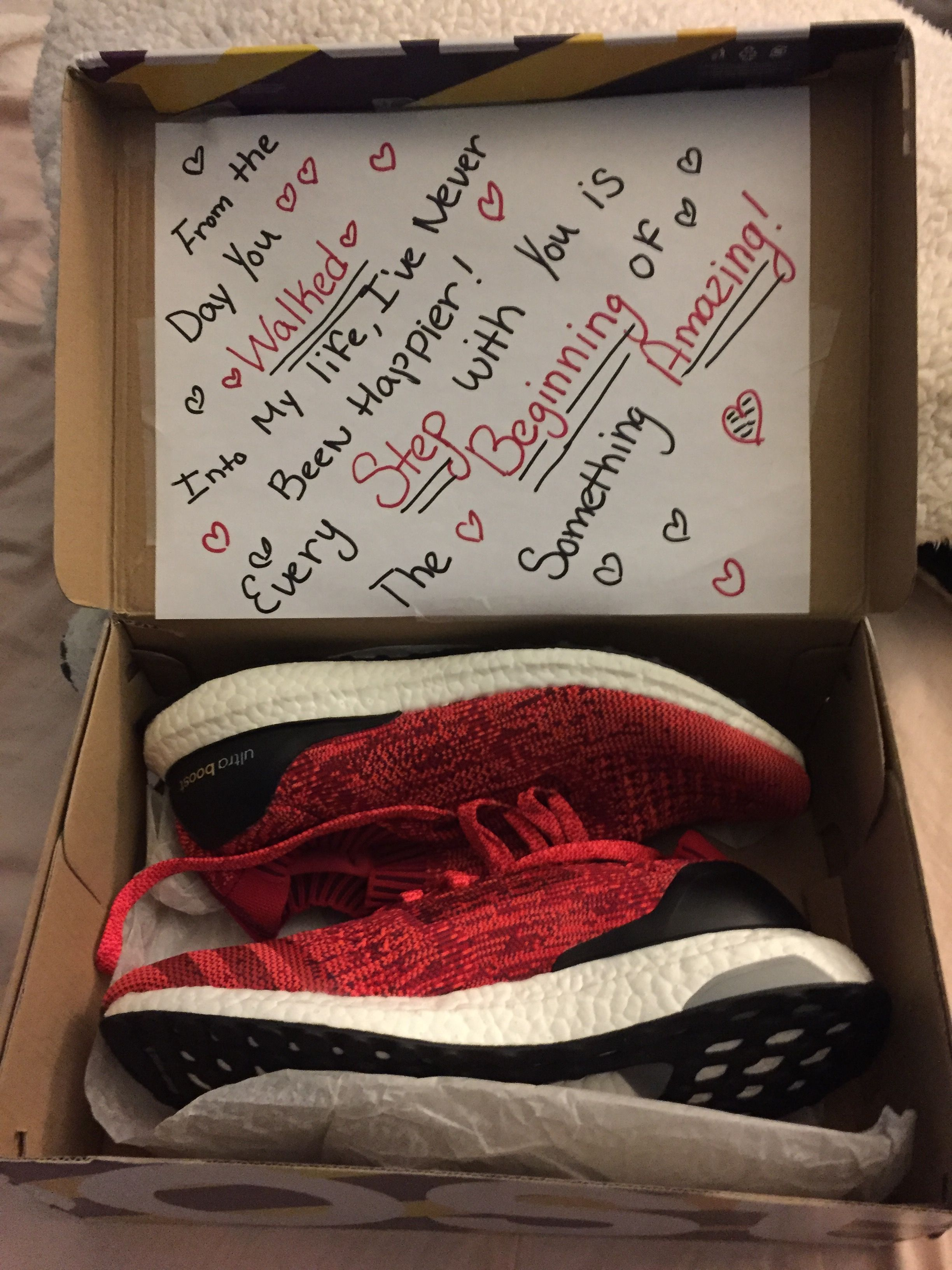 A to give boyfriend gift what 37 Great