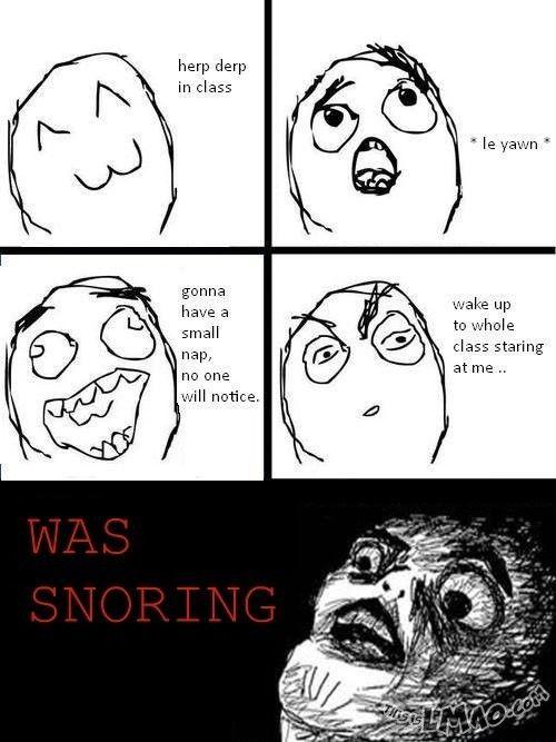LMAO!!! sleeping