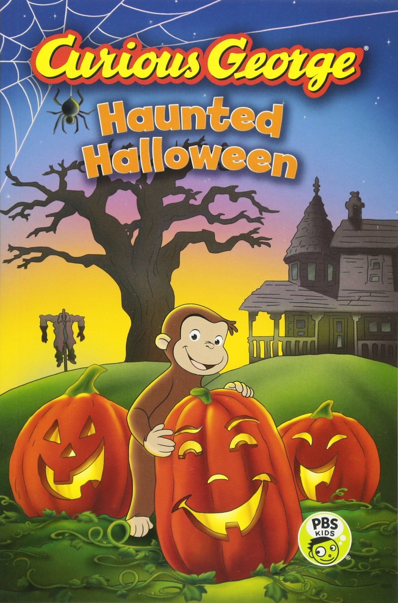 Curious George Haunted Halloween Curious George Early