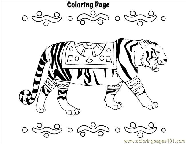 Fashion Coloring Pages Coloring Page India Coloring Pages