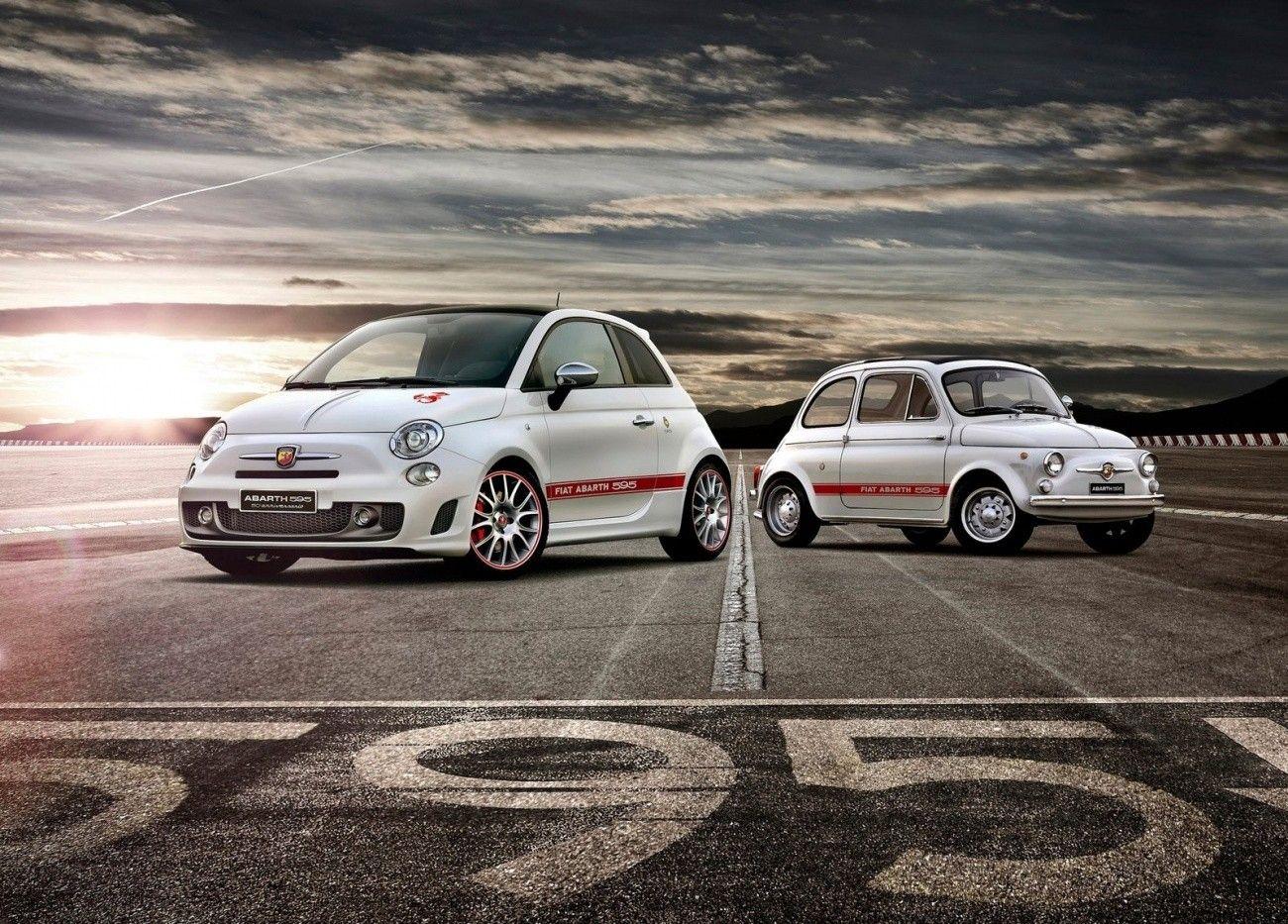 Fiat Abarth 595 50eme Anniversaire In Memoria 50eme