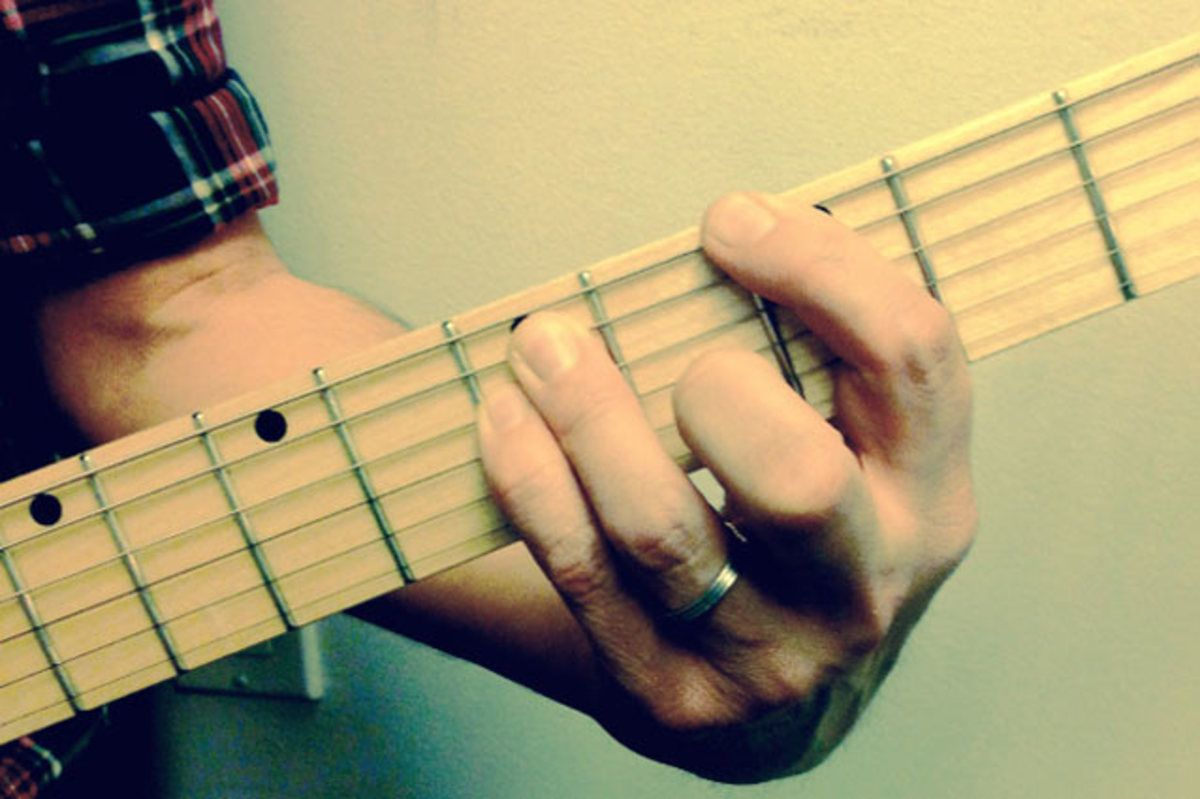 24 Easy Jazz Chords Every Guitar Player Should Know In 2018 Guitar