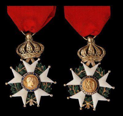 Early French Legion of Honour Medal Legion d'Honeur-Napoleonic era