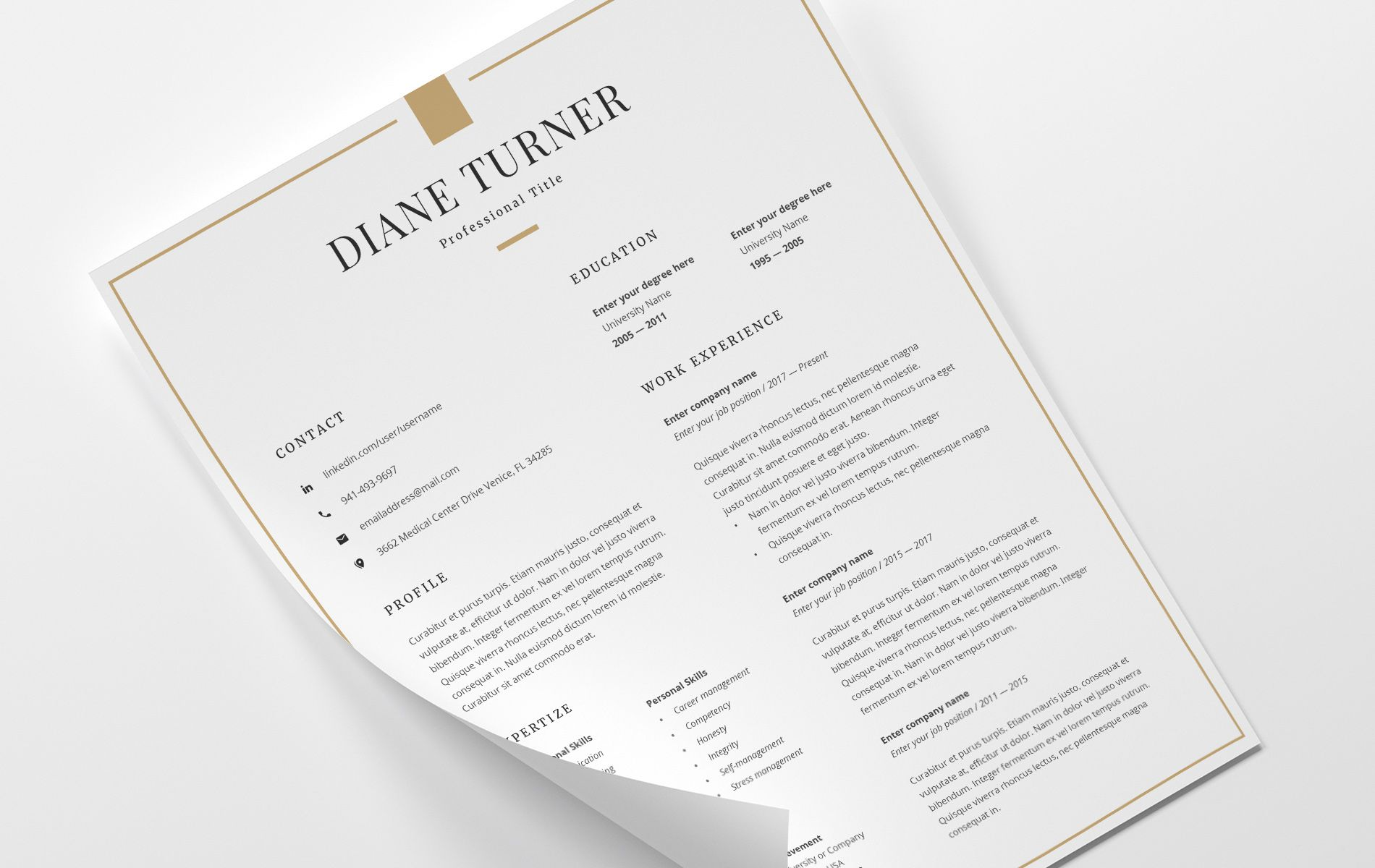 Lawyer Resume Template 83196 Templates, Resume