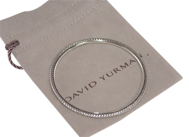 David Yurman Classic Cable Bangle Bracelet NWOT. Get the lowest price on David Yurman Classic Cable Bangle Bracelet NWOT and other fabulous designer clothing and accessories! Shop Tradesy now