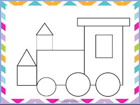Ideas Para Preescolar Dibujos Con Figuras Geometricas Dibujos De Figuras Geometricas Actividades De Figuras Geometricas Imagenes Con Figuras Geometricas