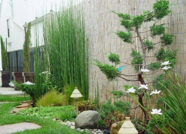 Modern Minimalist Japanese Backyard Landscape | Small ...