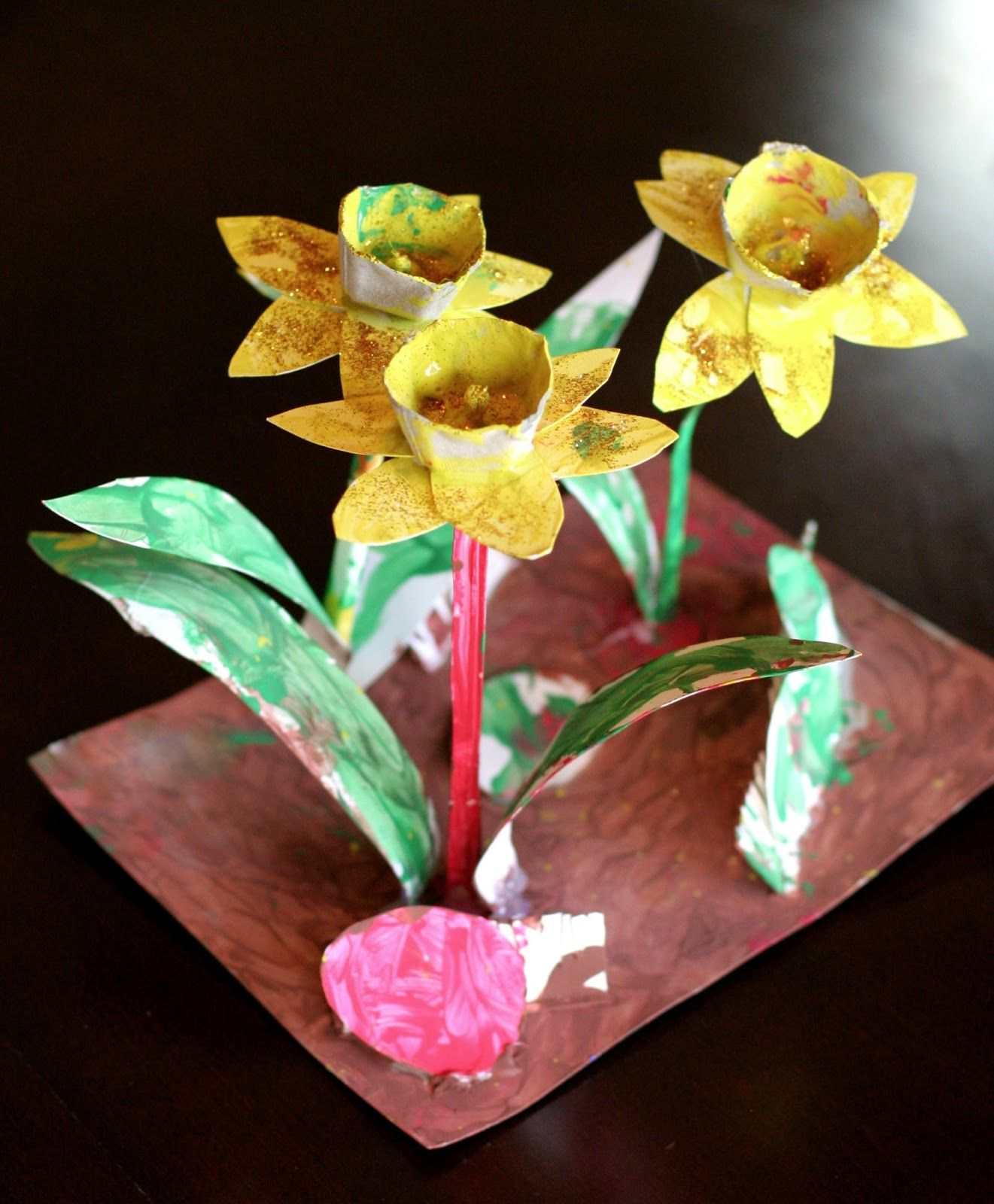 3d painting 3d painting painting activities and egg cartons