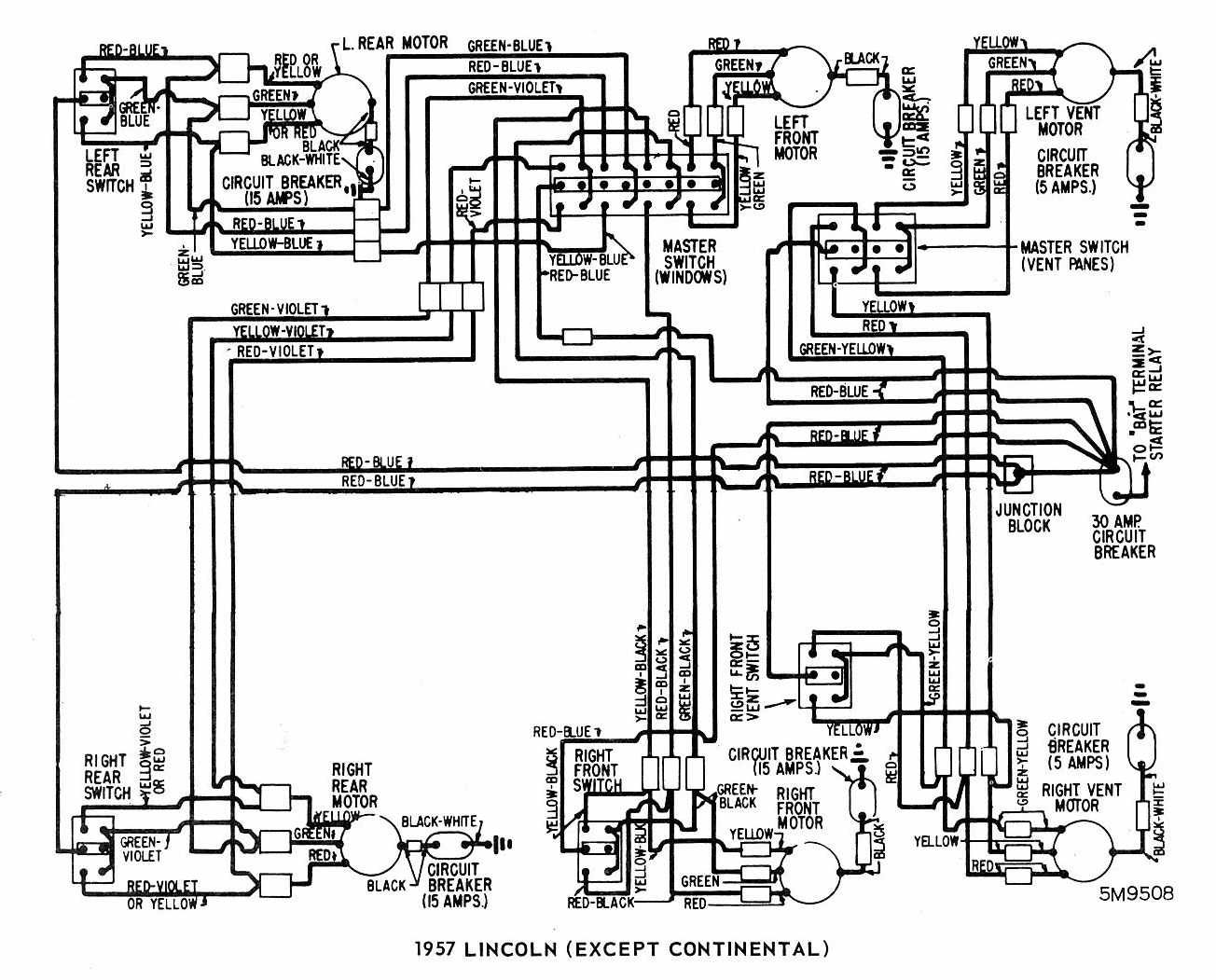 Windows Wiring Diagram Of 1957 Ford Lincoln Diagram Wire Gallery
