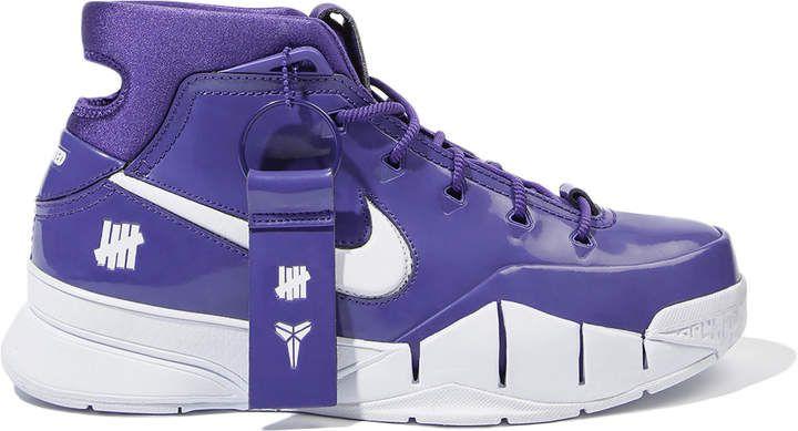 b2f58effc29394 Nike Kobe 1 Protro Undefeated Purple (F   F)