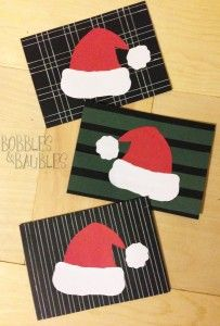 Do it yourself christmas cards by bobbles baubles crafts do it yourself christmas cards by bobbles baubles solutioingenieria Images