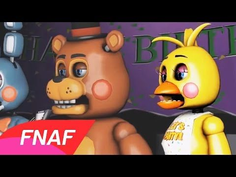 [SFM FNAF] Five Nights at Freddy's 1 Song - by The Living Tombstone (