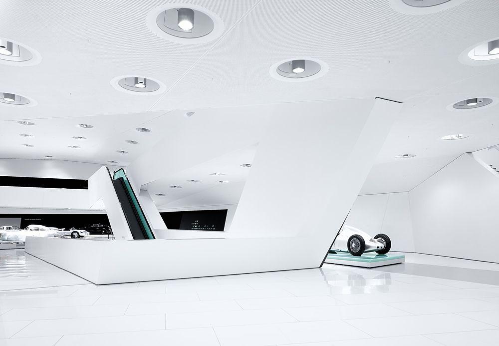 Фотографии Музея Porsche — YESWAY