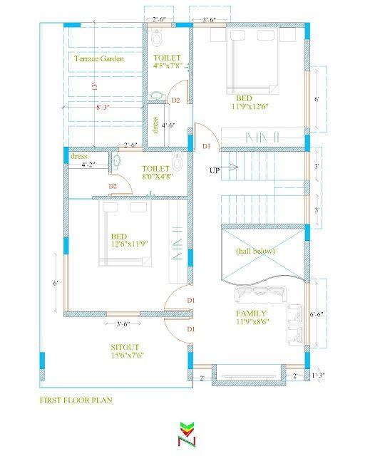 House plans Sampoorna Dzines