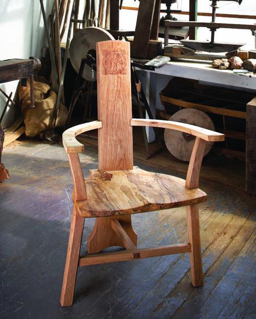 Irish Chair Popular woodworking, Woodworking