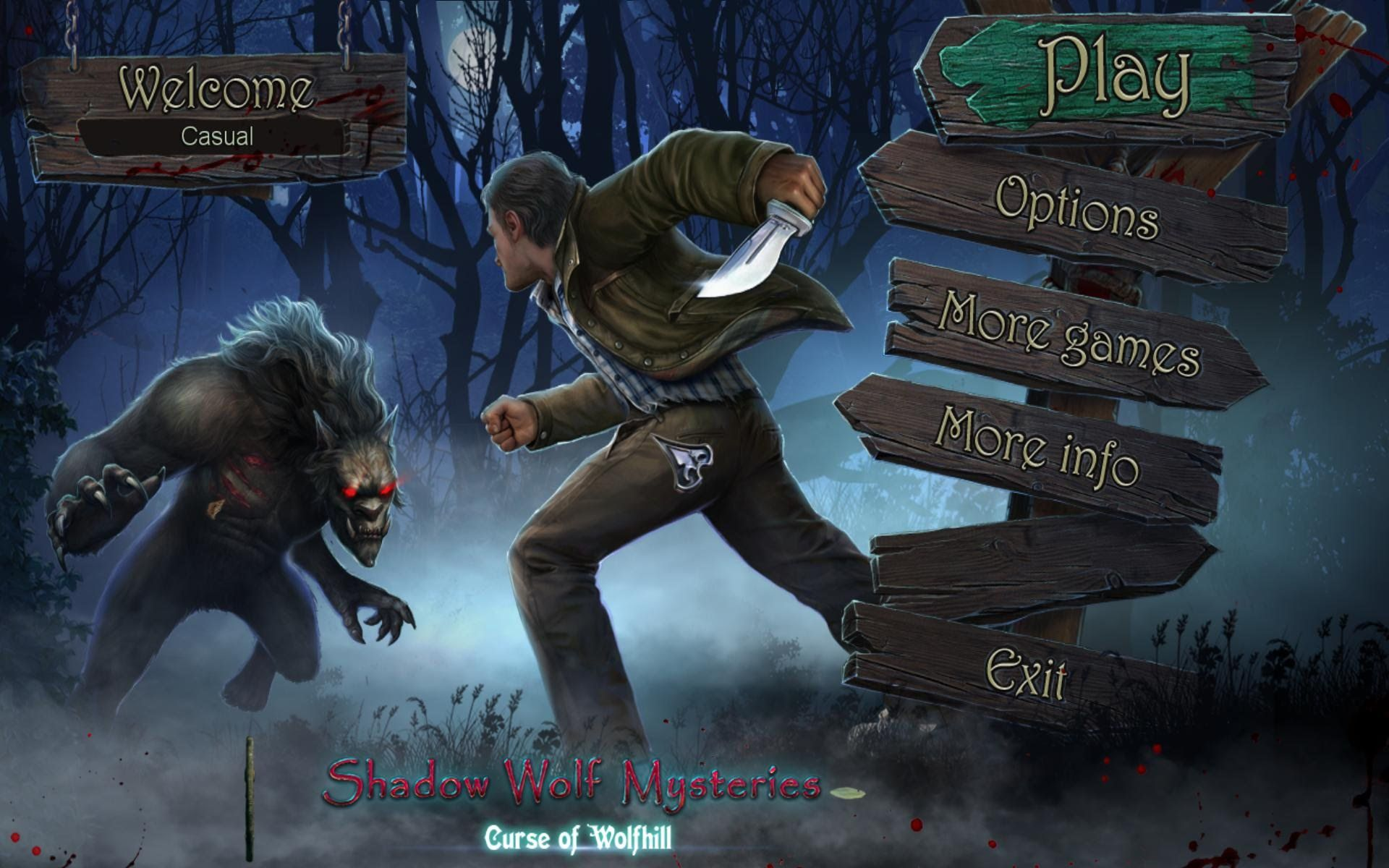 Mysteries 6 Curse of Wolfhill Collector's Edition