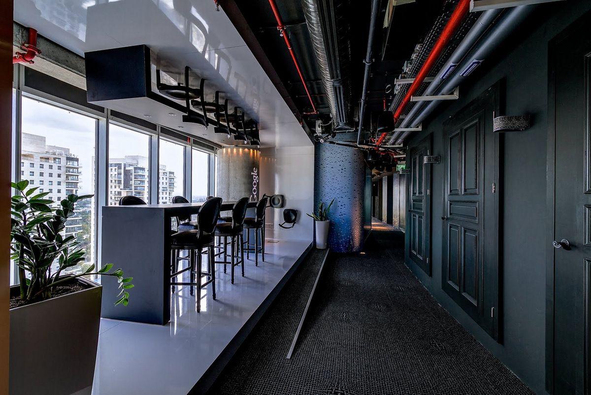 google office tel aviv 31. Inside The New Google Tel Aviv Office - Snapshots 31