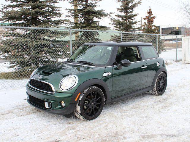 Mini Cooper Dark Green