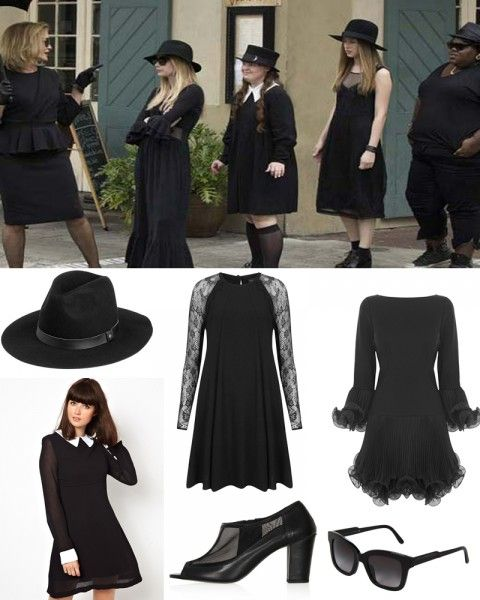 american horror story coven style bc its the perfect time to dress like witch clotheswitch stylehalloween - How To Look Like A Witch For Halloween