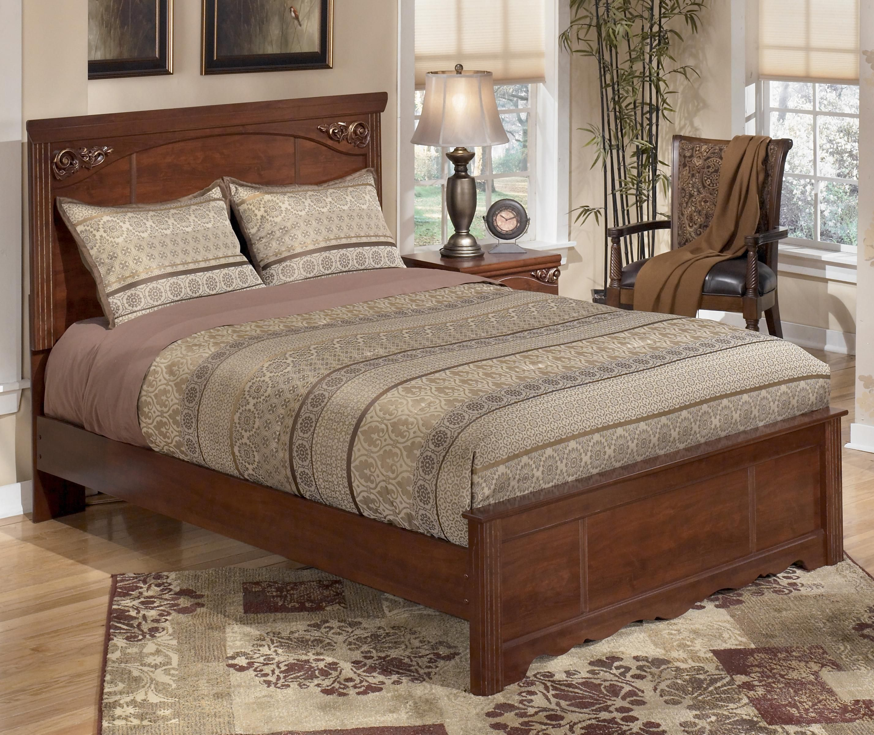 Treasureland Queen Platform Bed by Signature Design by