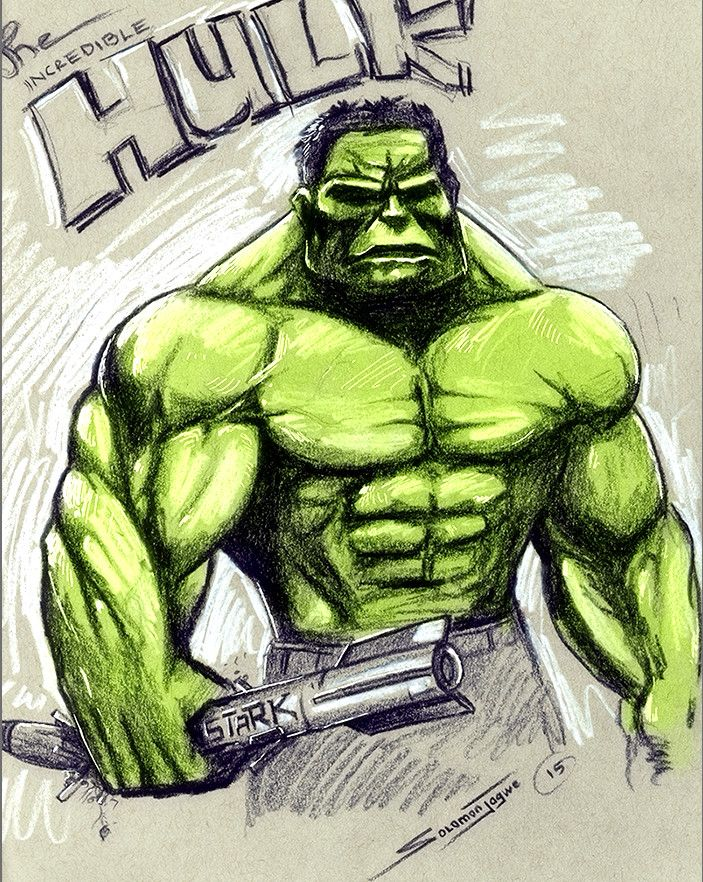 Hulk Fan Art The Incredible Hulk Color By Solomon Jagwe The 5 Star Award Of Aw Yeah It S Major Aweso Incredible Hulk Hulk The Incredibles