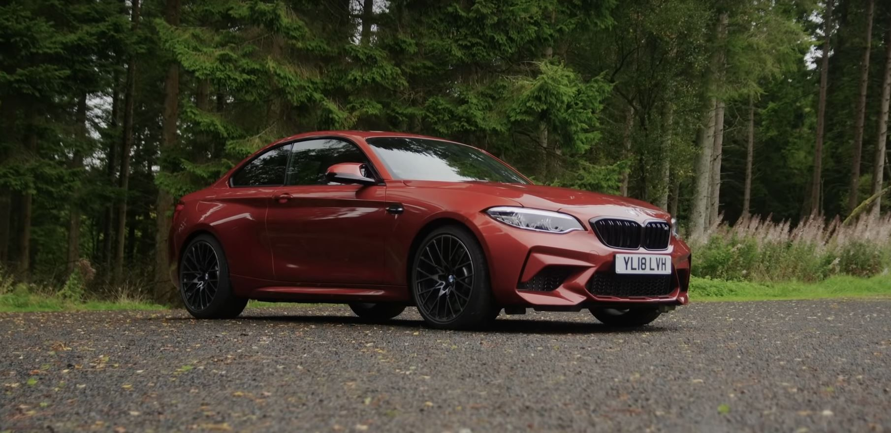 Video Bmw M2 Competition Nominated For Evo Car Of The Year Award Bmw M2 Bmw Car