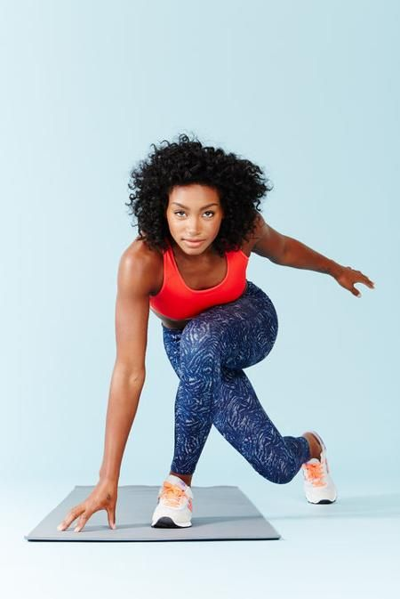4 Moves To Get Toned Quickly.