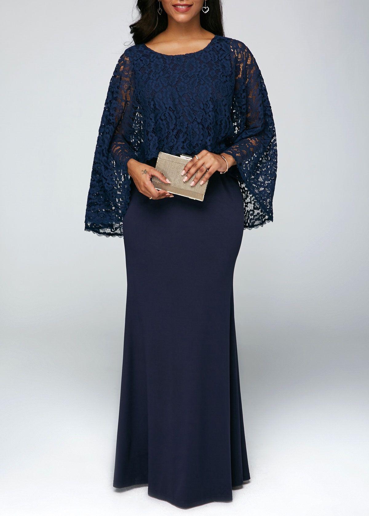 6d57d505d2 Women's Clothing, Dresses, Casual, Batwing Oversized Loose Plain Summer  Sleeveless Pocket Long Maxi Dress - Black - CY12F1J…