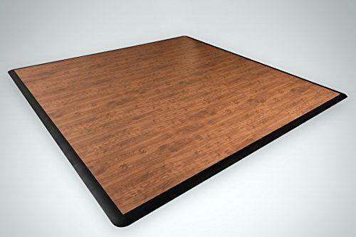 SnapLock 3u0027 X 3u0027 Cedar Portable Dance Floor Kit: Perfect For Tap And