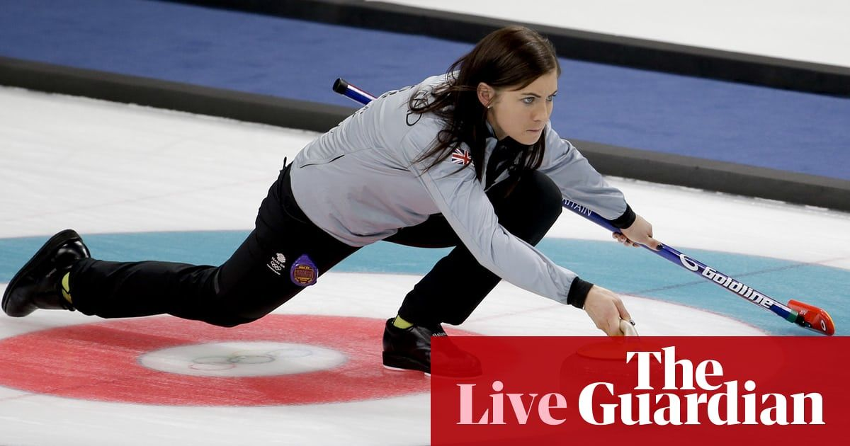 Winter Olympics curling, crosscountry skiing and more
