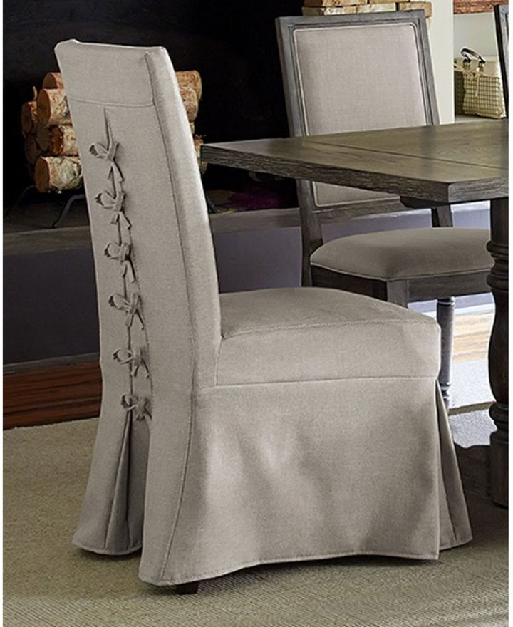 Progressive Furniture Muses Upholstered Parsons Dining Chair