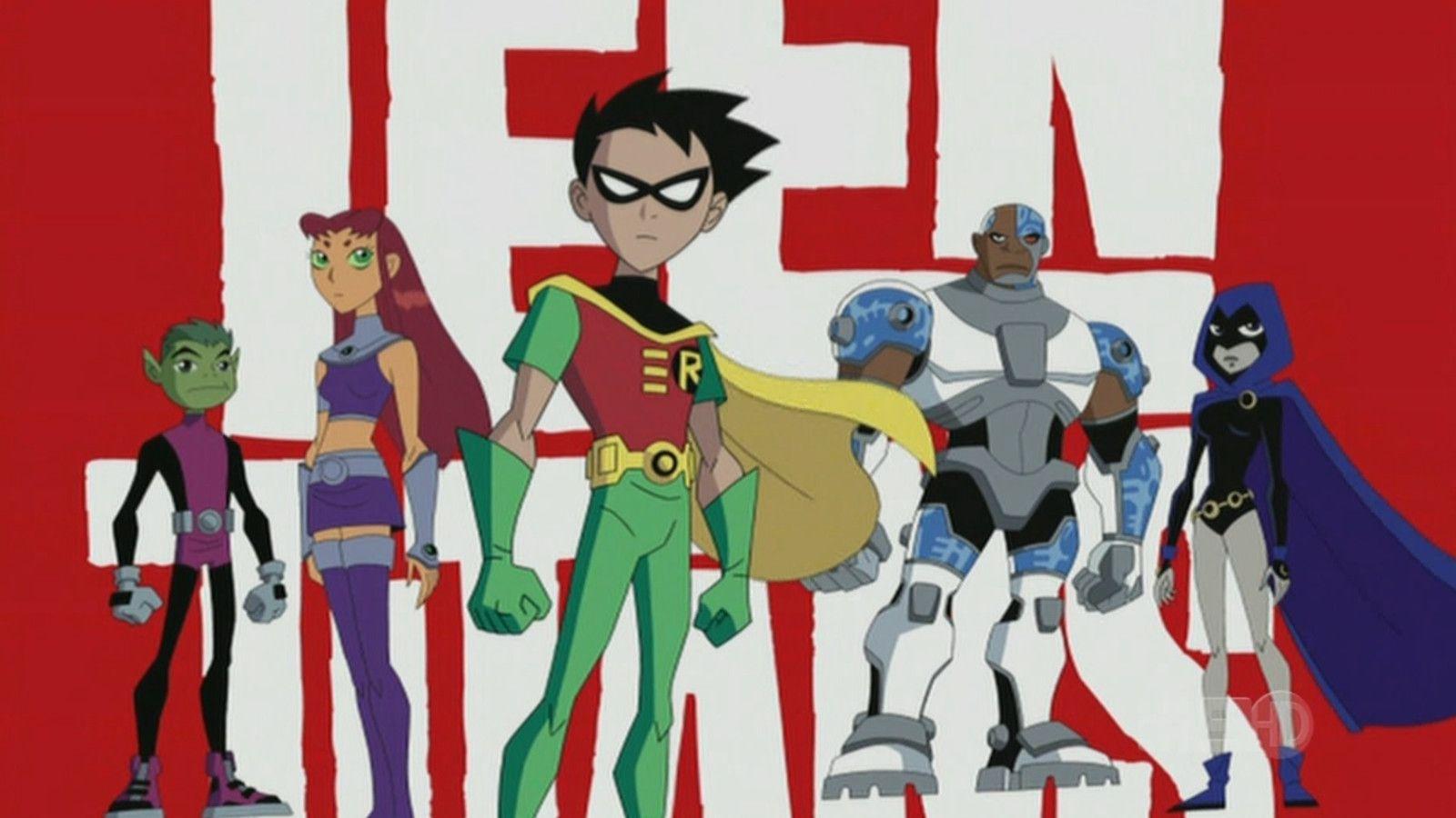 Pin On Teen Titans-4110