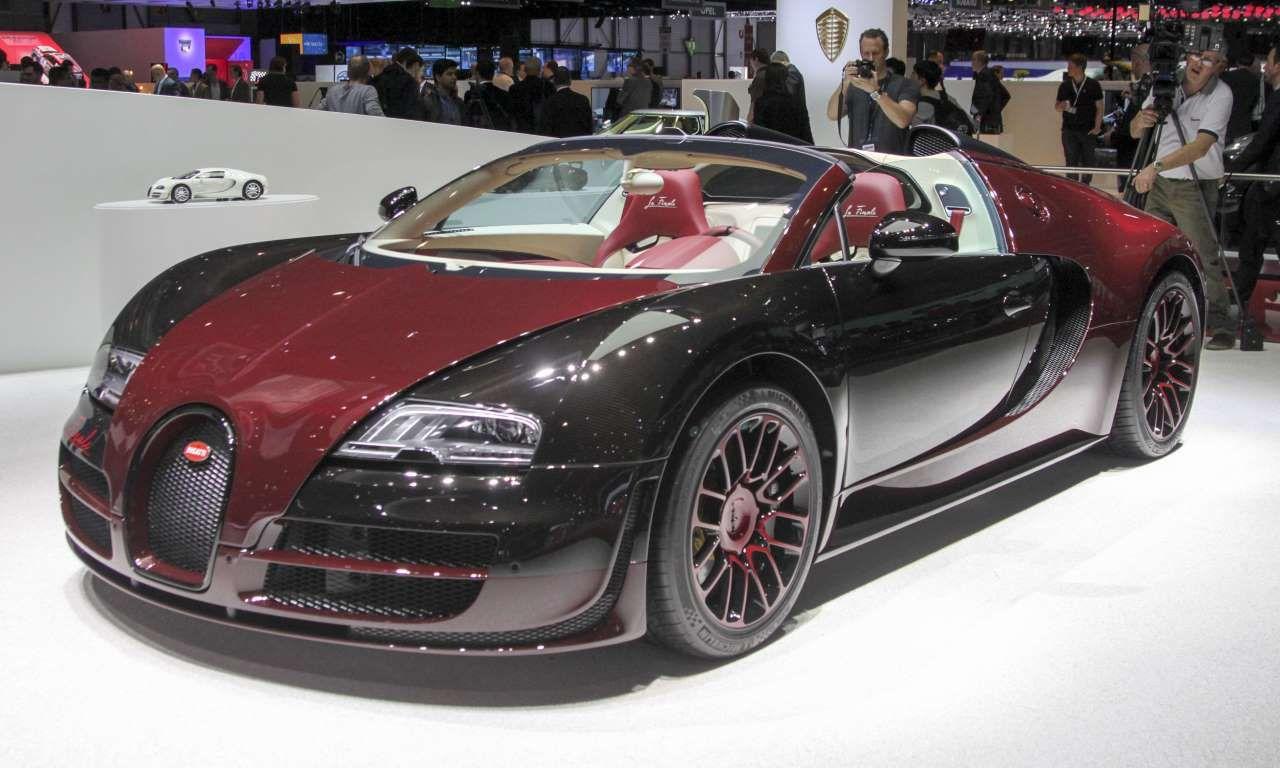 Bugatti Veyron Vitesse La Finale | Bugatti veyron, Bugatti ...