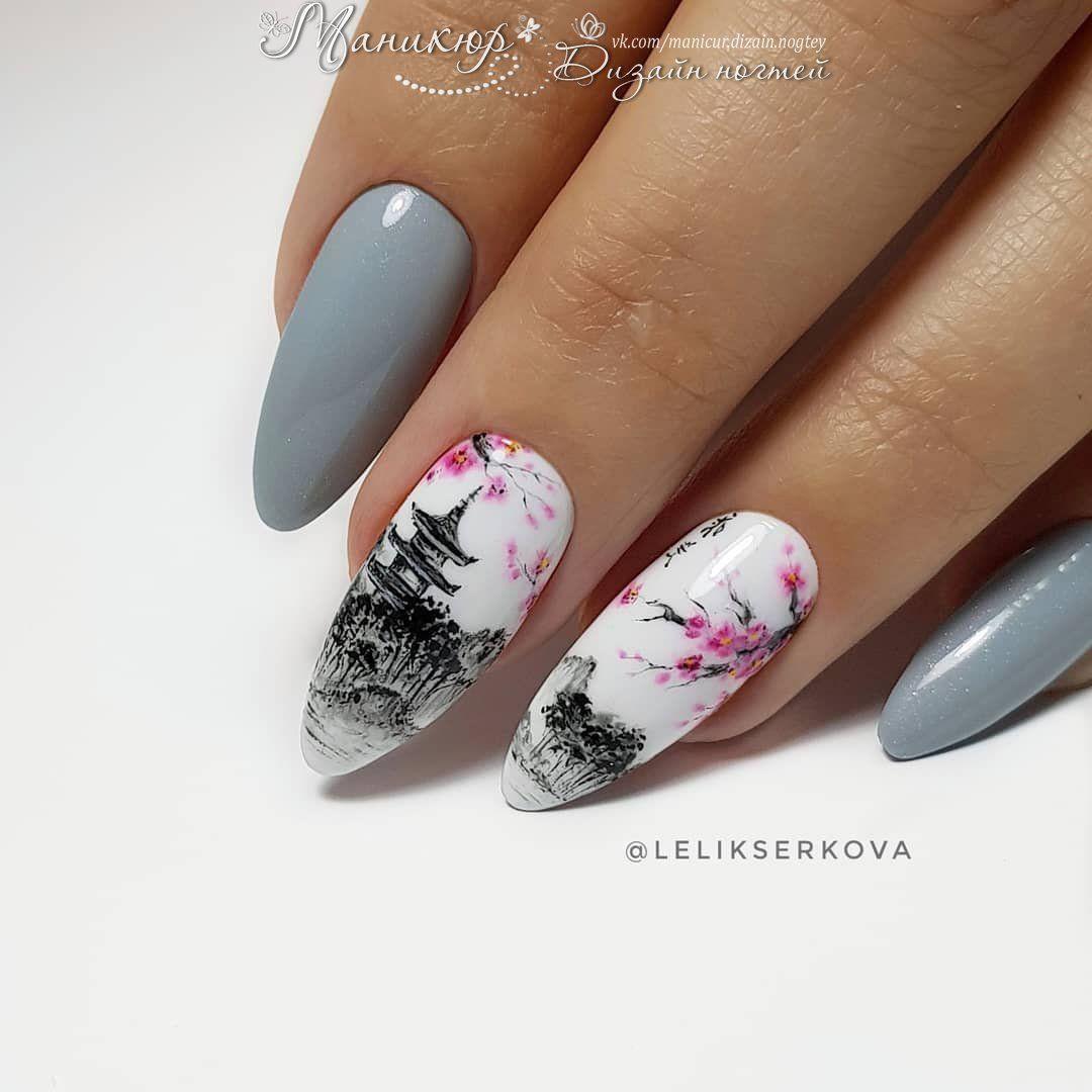 Маникюр   Дизайн ногтей   VK   ногти   Идеи для ногтей ...