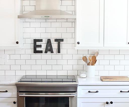 White Subway Tile Grey Grout Best Design Ideas 410498 Decorating ...