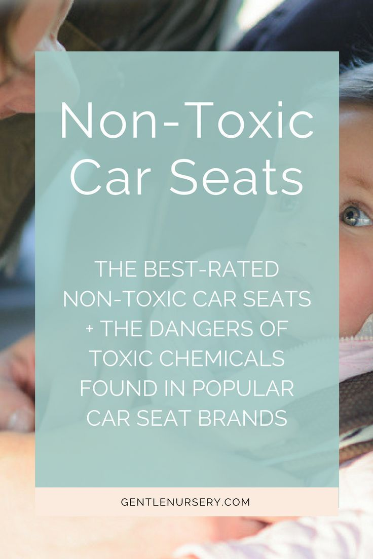 Non Toxic Car Seats Guide 2018